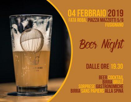 Beer Night