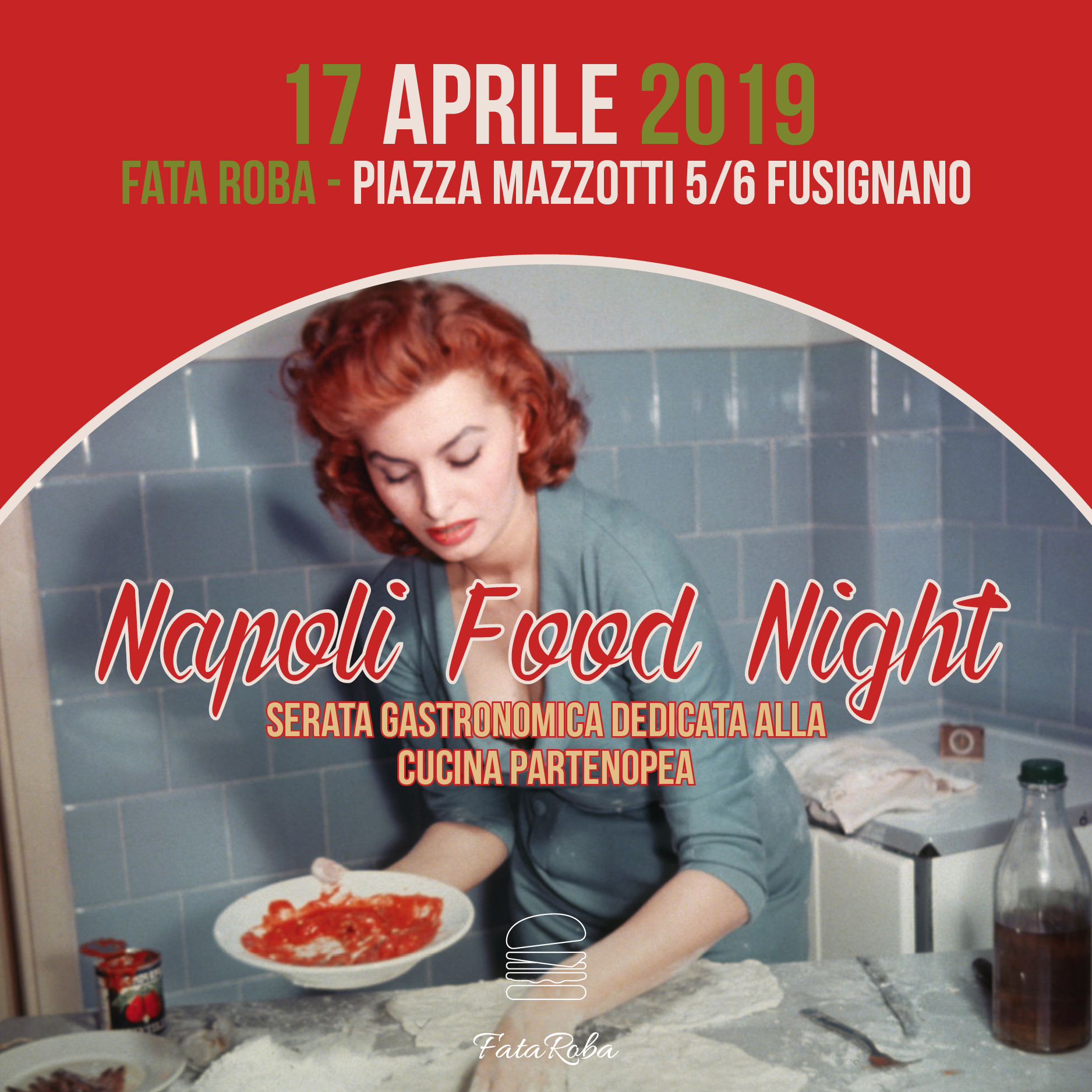 Fata Roba Napoli Food Night