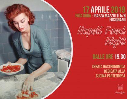 Fata Roba Napoli Food Night