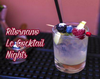 Cocktail Nights 2019