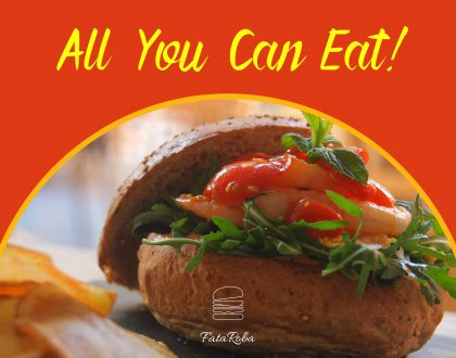 19 Giugno: All You Can Eat al Fata Roba