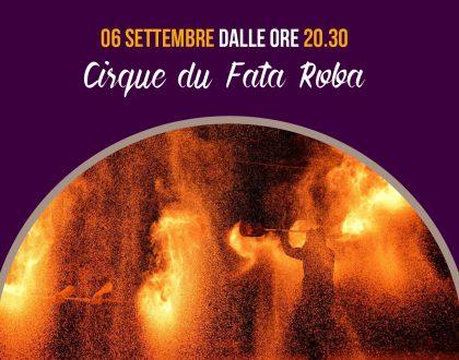 Cirque du Fata Roba