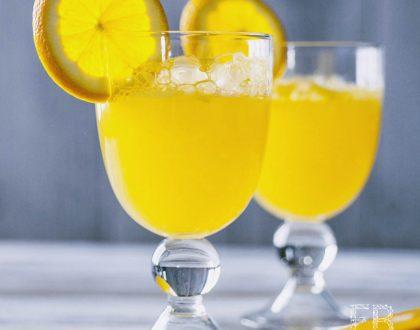 Una Mimosa da Bere per l'8 marzo
